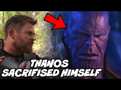 Thanos will be Sacrificed for Gamora in Avengers 4 after Avengers Infinity War