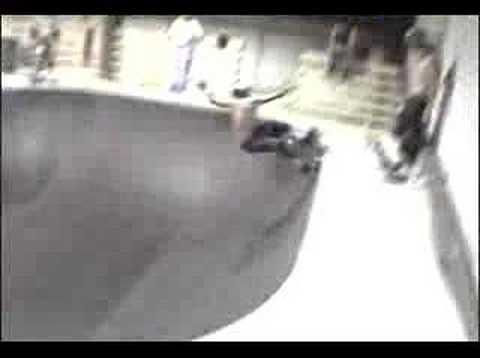 Title 10 Skatepark - Bowl Session