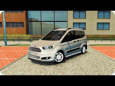 Ford Tourneo Courier 1.30.x