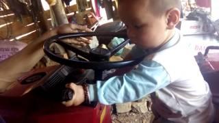 5 Tháng Ba 2017 ... Tèo học lái máy cày. Mầu Tiến Nam .... Nghiệp đua xe và bài học đắt giá, đôi khi nphải trả giá ...(P2) - Duration: 11:30. Thợ máy 288,866 views.
