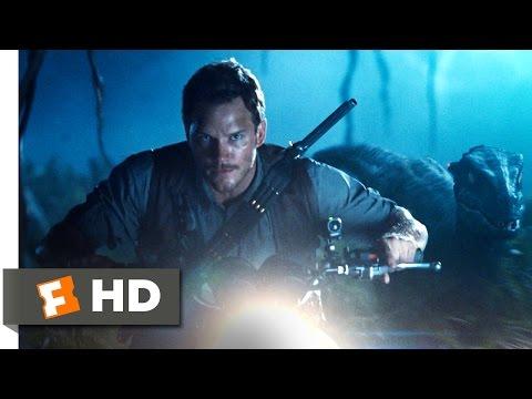 Jurassic World (2015) - Raptor Recon Scene (5/10)   Movieclips