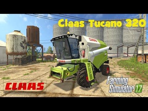 Claas Tucano 320 v1.0
