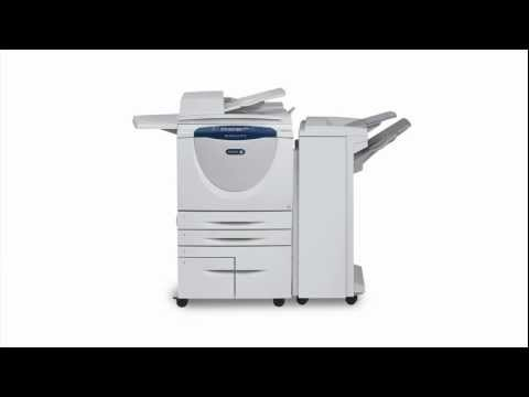 Xerox WorkCentre 5700
