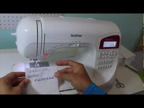 Sewing Machine - Find an authorized Brother dealer: http://bit.ly/YrP241 In this video I review the SB3129 Simplicity® by Brother™ Computerized Sewing MachineThis machine is ...