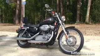 6. Used 2007 Harley Davidson Sportster 1200 Custom for sale