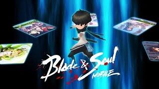 Видео к игре Blade and Soul из публикации: Blade and Soul - Официальный концепт-арт из мобильного спин-офф проекта