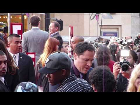 Jon Favreau at the Iron Man 2 Premiere