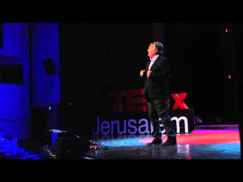 Yesterday's enemy can become tomorrow's best partner | Henrique Cymerman | TEDxJerusalem