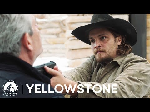 'Touching Your Enemy' Behind the Story | Yellowstone | Paramount Network