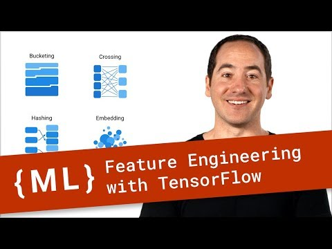Intro to Feature Engineering with TensorFlow - Machine Learning Recipes #9