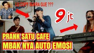 Video 🔴 DI BIKIN EMOSI SATU CAFE - NYANYI FALS TAPI LIHAT ENDING NYA MP3, 3GP, MP4, WEBM, AVI, FLV Agustus 2019