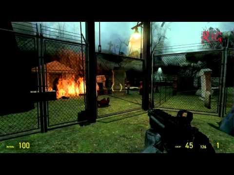 Half-Life 2 Прохождение с комментариями Часть 10