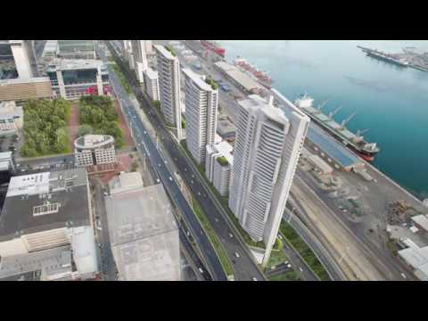 FORESHORE FREEWAYS | Brave New Cape Town