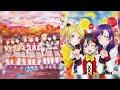 Yume Kataru yori Yume Utaou x SUNNY DAY SONG (Mashup) | Aqours x µ's