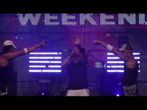 Tekst piosenki Weekend - Wichura po polsku