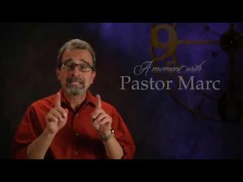 "A Moment with Pastor Marc #26<br /><strong>""Share Christ""</strong>"