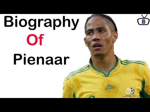Biography Of Steve Jerome Pienaar
