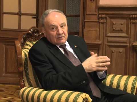 Președintele Nicolae Timofti a avut o întrevedere cu directorul executiv al FMI pentru Republica Moldova, Menno Snel