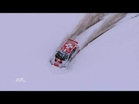 Internationale Jännerrallye powered by GaGa Energy - Hirschi doing off piste