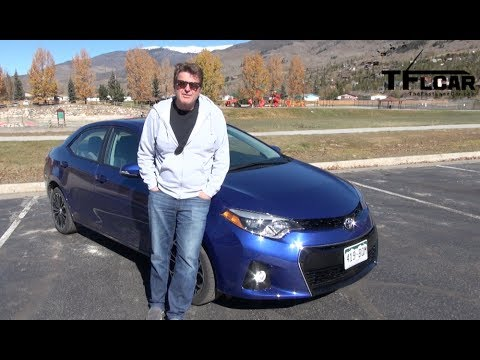 2014 Toyota Corolla takes on the Ike Gauntlet Review