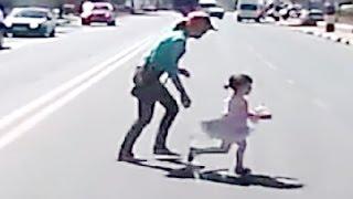 Беспечные мамаши и их дети, подборка дтп