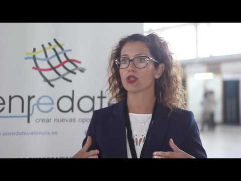 Entrevista a Mar�a Jos� Granero, Responsable FEVECTA en Enr�date Requena[;;;][;;;]