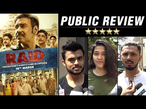 Raid Hindi Movie 2018 | Public Review | Ileana D C