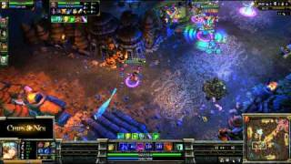 (HD036) PoV Sona Top ELO US 5c5 - part 3 - League of Legends Replays [FR]