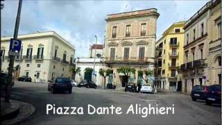 Galatina Italy  City pictures : A drive around Galatina, Puglia, Southern Italy.