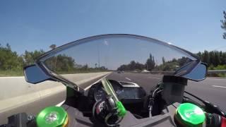 8. Kawasaki zx6r top speed  acceleration zx636r