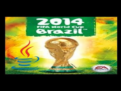 FIFA: World Cup Brazil 2014  - Mobile Java Gameplay