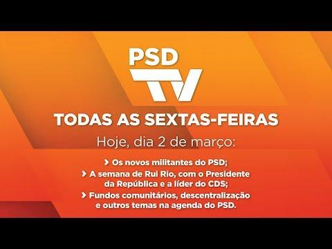 PSD@TV 263ª Edição