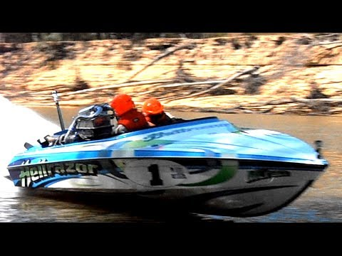 ALL Competitors 2014 BAKERS BLITZ – Southern 80 Water Ski Race – New Record – HellRazor 6:25mins