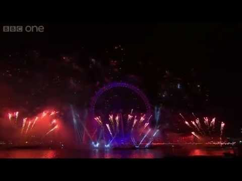 Enjoy the Doctor Who Themed Fireworks At London's 2015 New Year Celebrations!