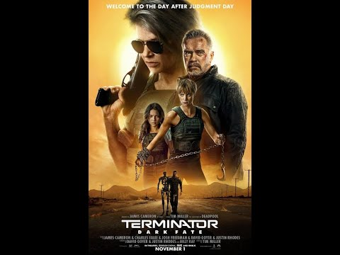 Download Terminator: Dark Fate Movie 2019 Dual Audio (Hindi-English) 480p & 720p
