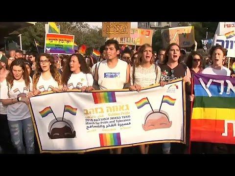 Αναίμακτο το Gay Pride της Ιερουσαλήμ