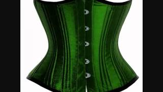 Authentic Steel Boned Corsets