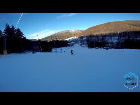 Ski Kouty modrá 4