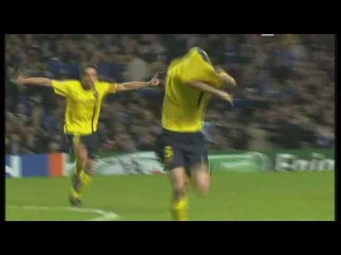 Gol Iniesta Chelsea 1-1 Barça. Audio Cadena Ser y Canal Plus