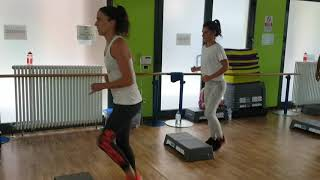 OPEN DAY 17 SETTEMBRE TOTAL PERFECT BODY...CROSS CARDIO