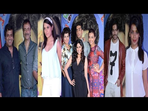 Rajkumar Hirani, Richa Chaddha, Ali Faisal & Others At Hunterrr Premier