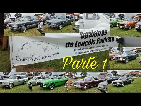 1° Encontro de Carros antigos Em Pratania -SP | Opaleiros De Lençóis Pta