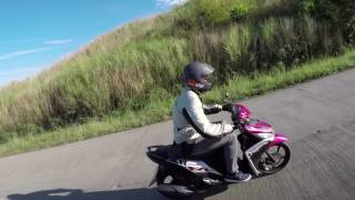 Video Yamaha Mio i 125 and this thing called Blue Core MP3, 3GP, MP4, WEBM, AVI, FLV Juli 2019
