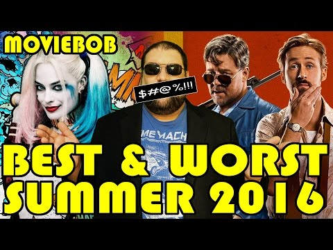 MovieBob Reviews: the best and worst summer movies of 2016
