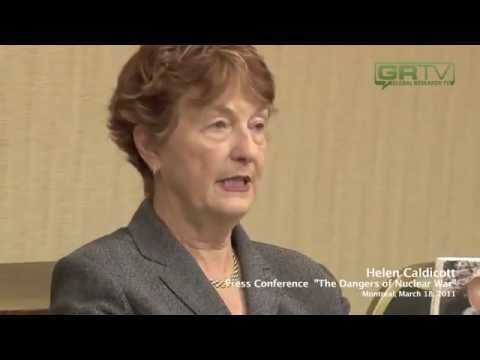 zombiehellmonkey - Dr. Helen Caldicott explains why the world governments don't want you to know about the real dangers of using nuclear energy. Please share the truth, more pe...