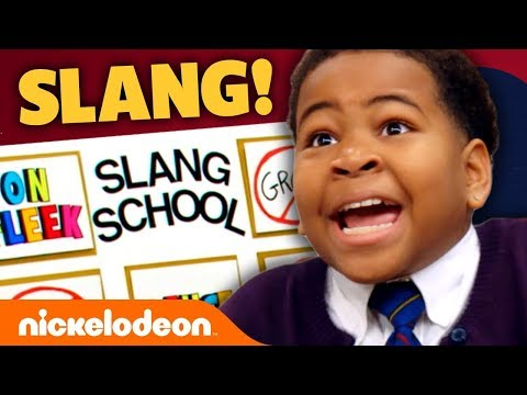 Young Dylan Takes His Cousins to Slang School 😯 Tyler Perry's Young Dylan