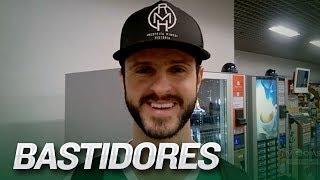 Gol, pênalti defendido e muita garra e união! Confira os bastidores da vitória do Goiás na no Castelão. ---------------- Seja...