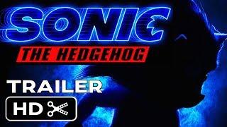 Nonton Sonic The Hedgehog  Live Action  2019  Teaser Trailer  1   Jim Carrey Sega Kids Movie Film Subtitle Indonesia Streaming Movie Download