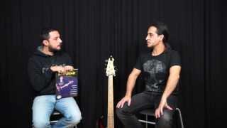Zafer Şanlı Bas Gitar Kitabı Tanıtımı