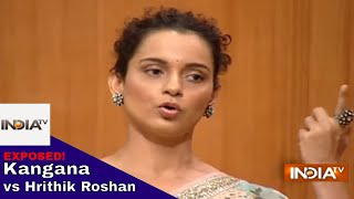 Video Kangana Vs Hrithik - The Ugly Battle MP3, 3GP, MP4, WEBM, AVI, FLV Januari 2019